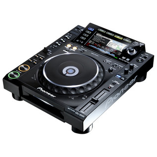 Pioneer Pro-Grade Digital DJ Deck