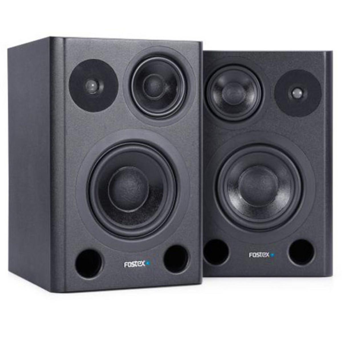 disc fostex pm641 professional 3 way studio monitors pair at gear4music. Black Bedroom Furniture Sets. Home Design Ideas