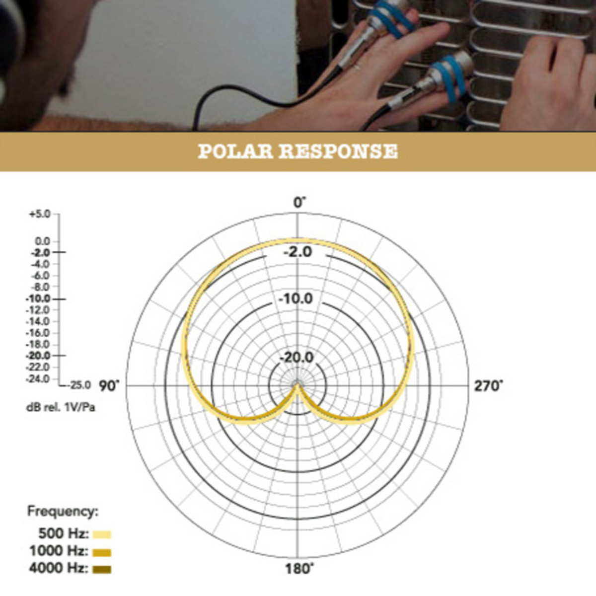 Rode Nt6 Studio Condenser Microphone At Gear4music Bass Cannon Wiring Diagram Loading Zoom