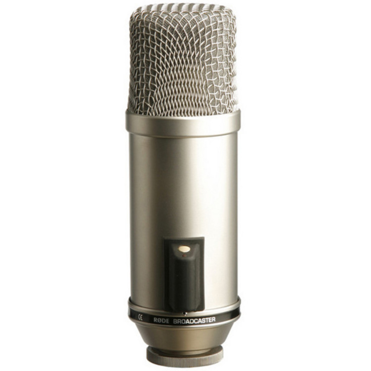 Click to view product details and reviews for Rode Broadcaster Condenser Microphone.