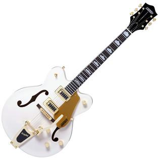 Gretsch G5422TDCG Electromatic Guitar w/Bigsby, Snow Crest White