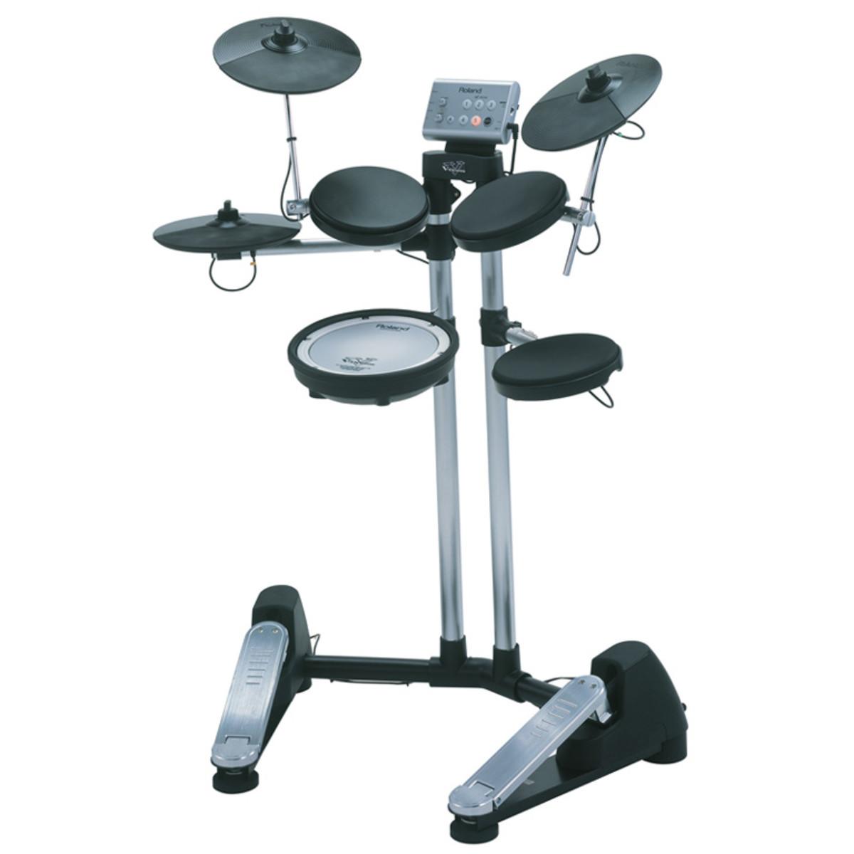 roland hd 1 v drum lite electronic kit ex demo at. Black Bedroom Furniture Sets. Home Design Ideas