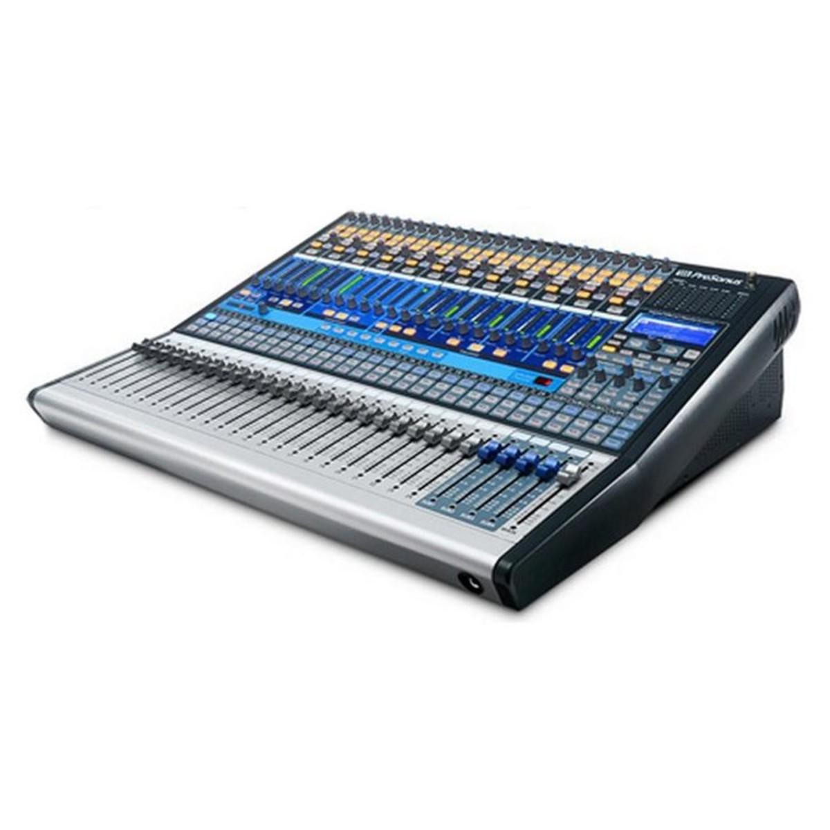 Table de mixage d 39 enregistrement num rique presonus - Table de mixage studio d enregistrement ...