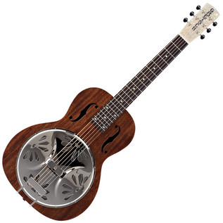 Gretsch G9210 Boxcar Resonator Guitar, Square Neck, Natural