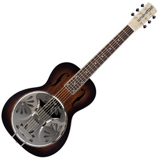 Gretsch G9230 Bobtail Deluxe Resonator Guitar, Square Neck, Sunburst