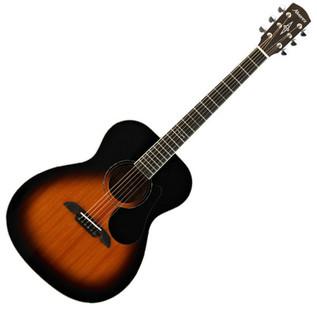 Alvarez AF66SB OM/Folk Acoustic Guitar, Sunburst