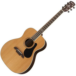 Alvarez AF75 Folk OOO Acoustic Guitar, Natural