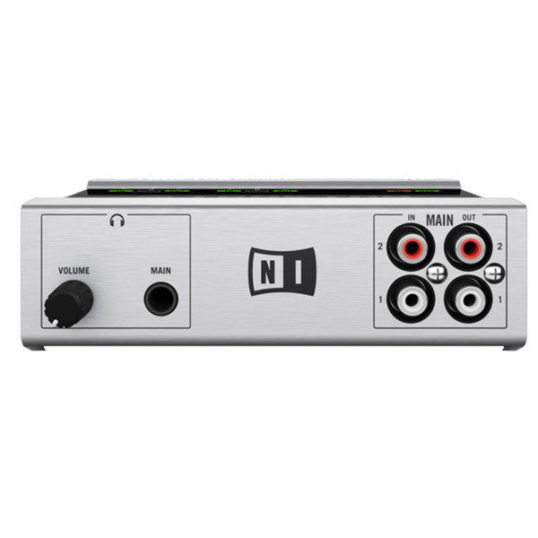 Native Instruments Traktor Scratch A6 USB Audio Interface