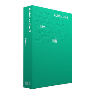 Ableton Live 9 Intro Music Software