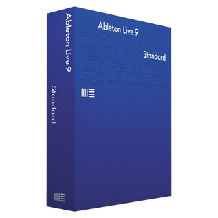 Ableton Live 9 Standard Music Software - Upgrade from Live 9 Lite