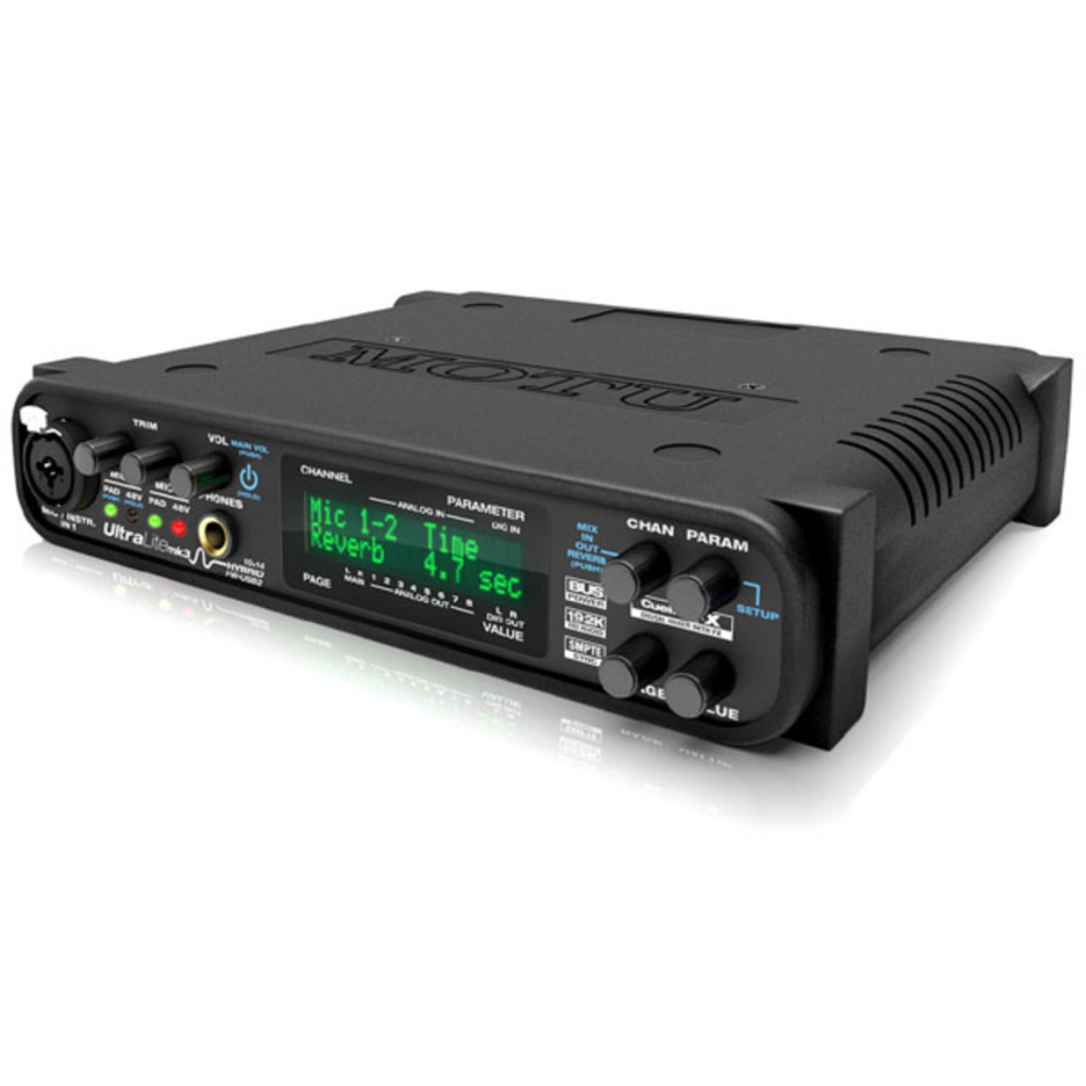 Click to view product details and reviews for Motu Ultralite Mk3 Firewire Usb Hybrid Audio Interface.