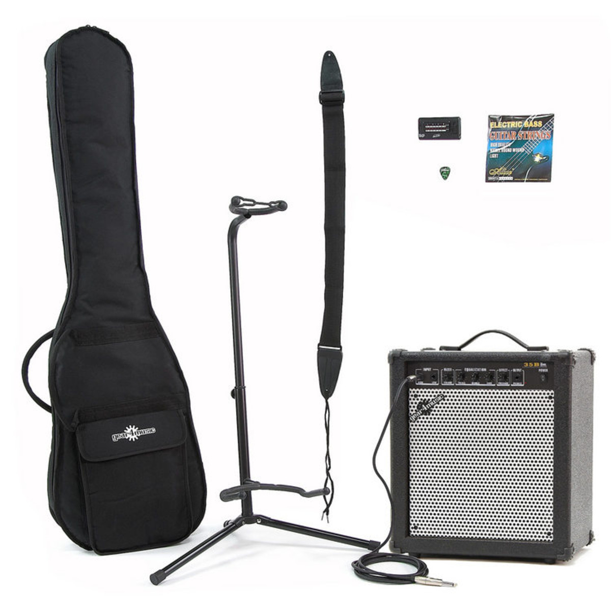 Click to view product details and reviews for 35 Watt Bass Amp Accessory Pack.