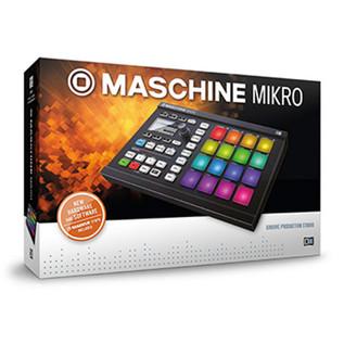 Native Instruments Maschine Mikro Mk2, Black