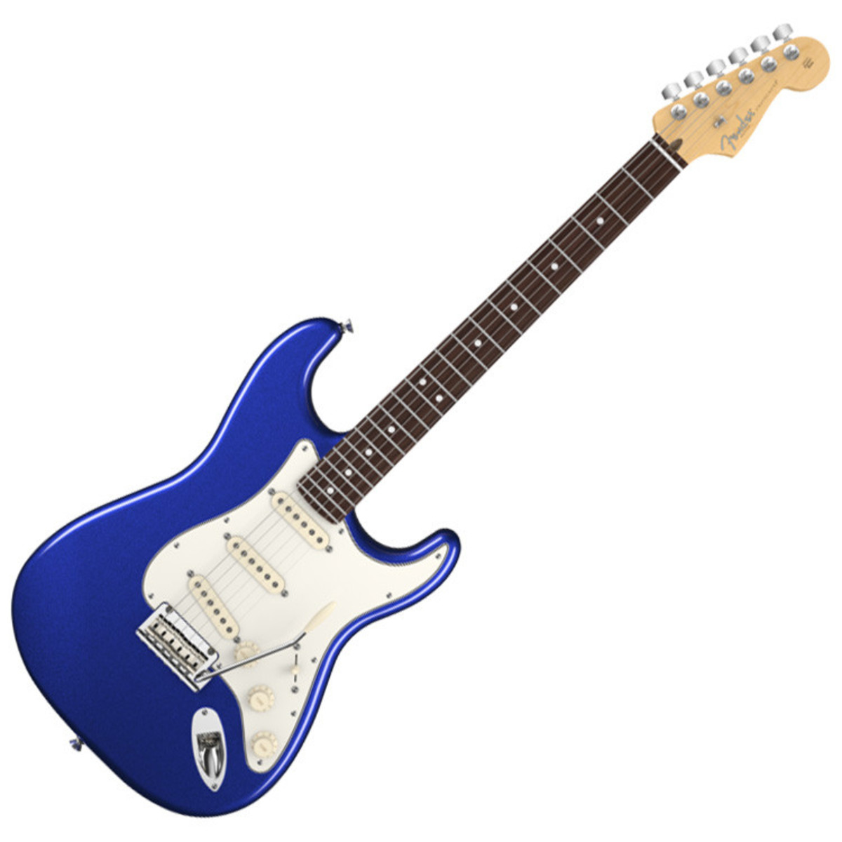 fender american standard stratocaster electric guitar mystic blue na. Black Bedroom Furniture Sets. Home Design Ideas