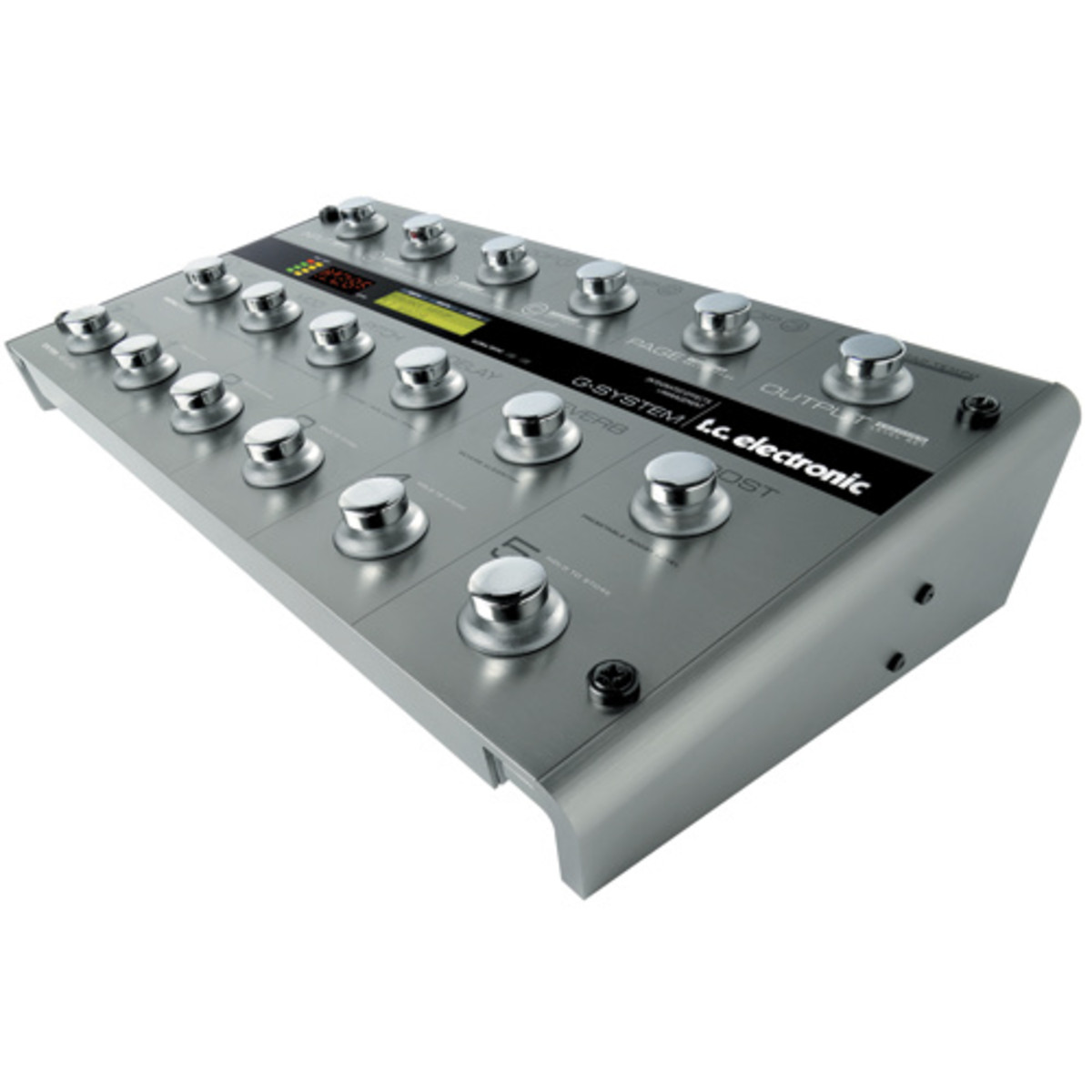 Tc Electronic G System Guitar Processor At Gear4music
