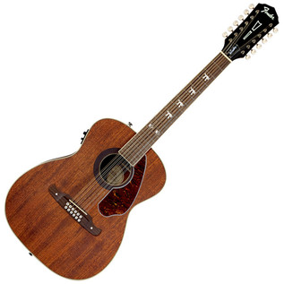 Fender Tim Armstrong Hellcat Electro Acoustic 12-String Guitar, Nat.