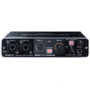 Roland UA-55 Quad-Capture Audio Interface