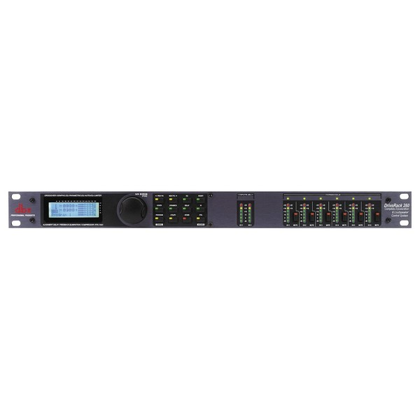 dbx DriveRack 260 PA Management System