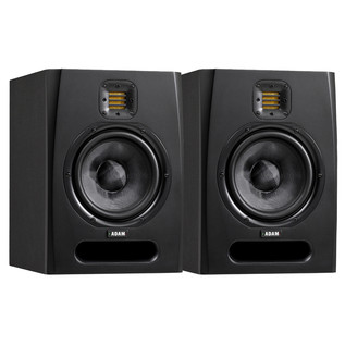 ADAM F7 Active Studio Monitors, Pair