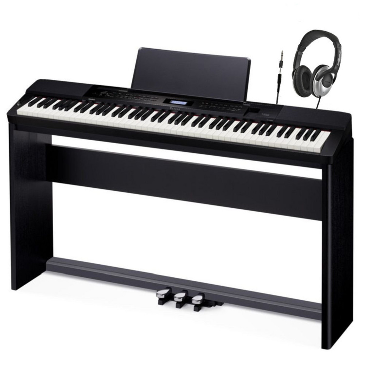 Casio Privia Px 350 Pianino Cyfrowe Kompletny Zestaw