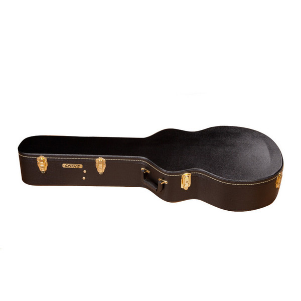 "Gretsch G6244 17"" Hardshell Hollow Body Guitar Case, Black"