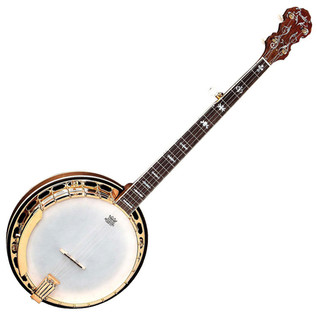 Fender FB-59 Professional Banjo with Hard Case