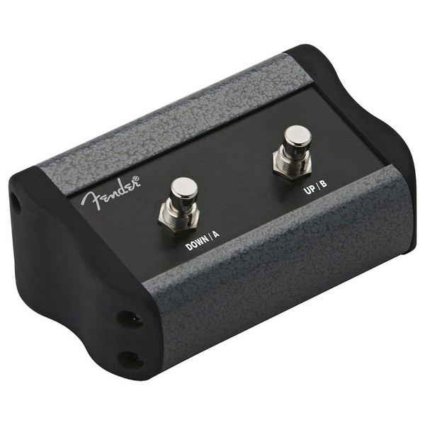 Fender 2-Button Programmable Footswitch for Mustang Amps