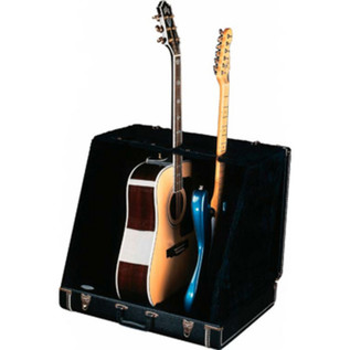 Fender Stage Three Guitar Case Stand, Black