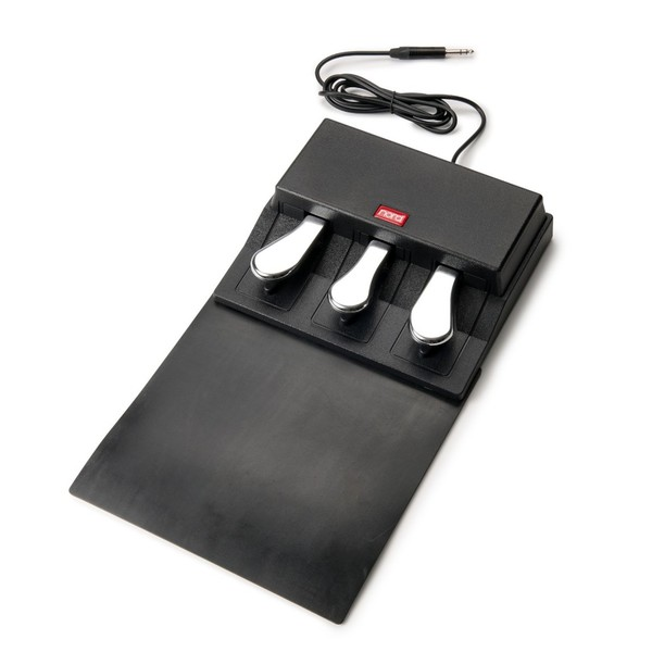 Nord Triple Pedal for Stage 88 - Angled Top