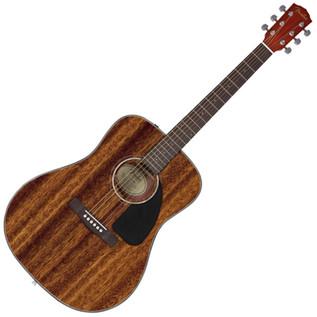 Fender CD-60 All-Mahogany Dreadnought Acoustic Guitar