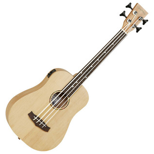 Tanglewood TWRBE Traveler Electro-Acoustic Bass Guitar