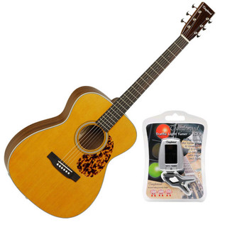Tanglewood TW40OANE Orchestra Electro-Acoustic, Natural + FREE Tuner