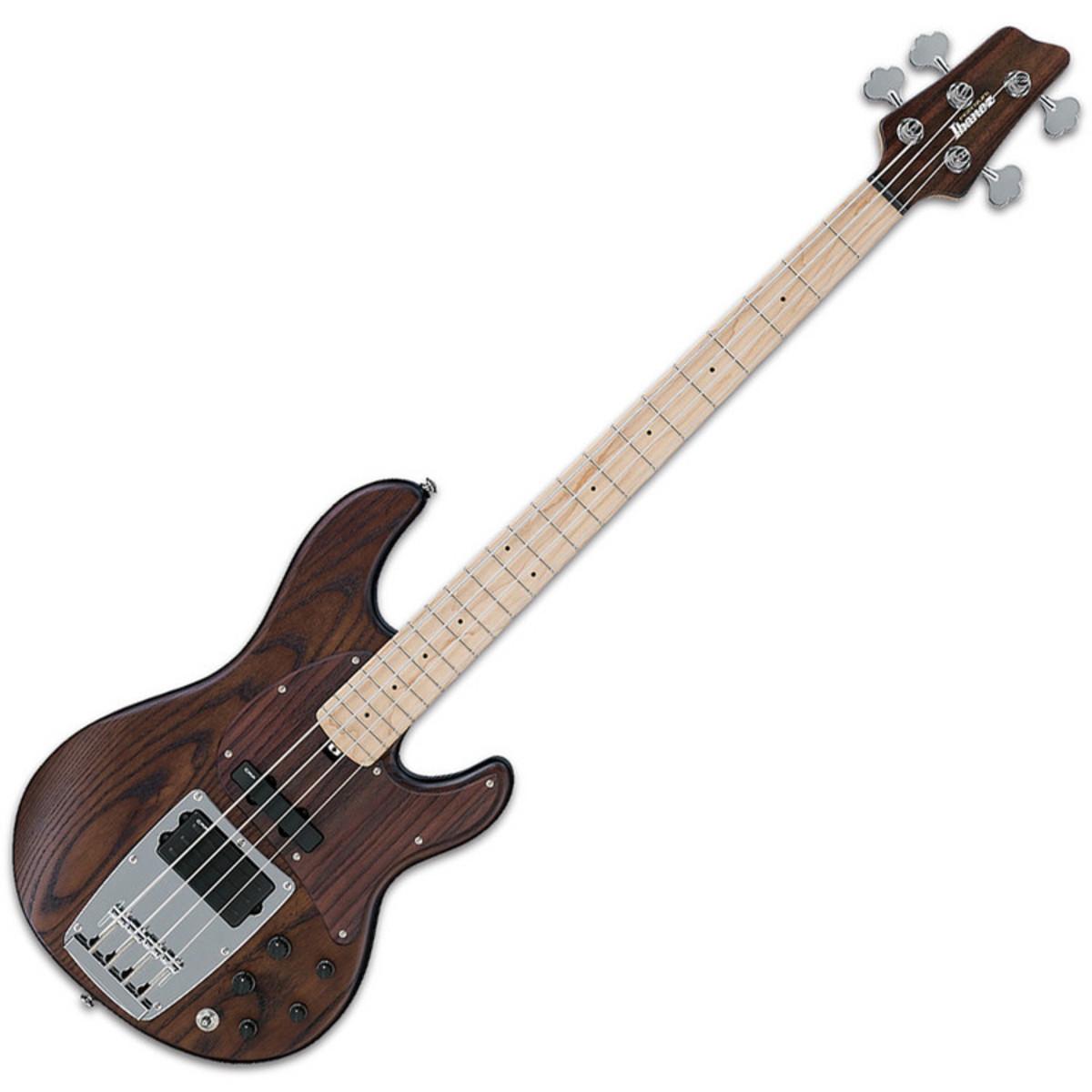disc ibanez atk800 bass guitar walnut flat at gear4music. Black Bedroom Furniture Sets. Home Design Ideas