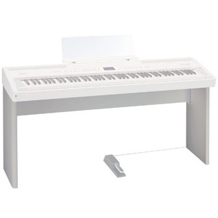 Roland KSC-76 Stand for FP-80, White