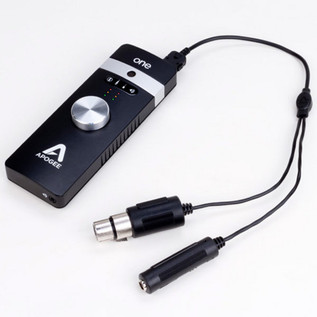 Apogee ONE USB Mic and Audio Interface for iPad & Mac