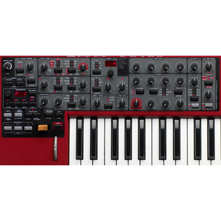 Nord Lead 4 Performance Synthesizer Keyboard - panel