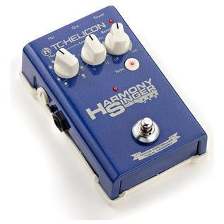 TC-Helicon Harmony Singer Vocal Effects Pedal - main