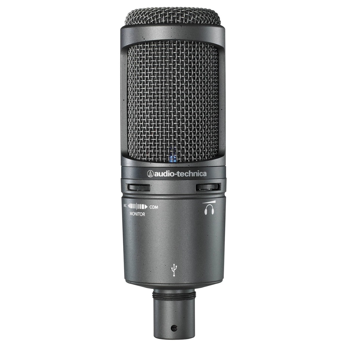 audio technica at2020usb cardioid condenser microphone at gear4music. Black Bedroom Furniture Sets. Home Design Ideas