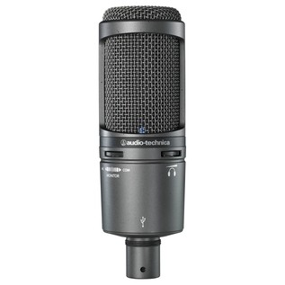 Audio Technica AT2020USB+ Cardioid Condenser Microphone