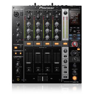 Pioneer DJM-750 4-Channel Digital DJ Mixer