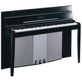 Yamaha F02 Modus Polished Ebony