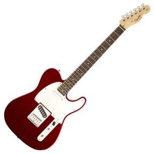 Squier by Fender Affinity Telecaster, Metallic Red