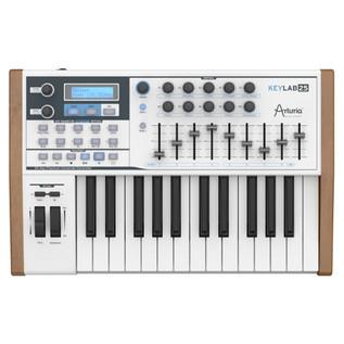 Arturia KeyLab 25 MIDI Controller Keyboard - main