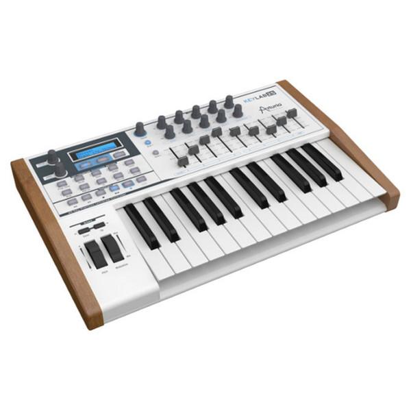 Arturia KeyLab 25 MIDI Controller Keyboard - main2