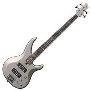 Yamaha TRBX304 Bass Guitar, Pewter