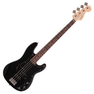 Squier by Fender Affinity Precision Bass PJ, Black