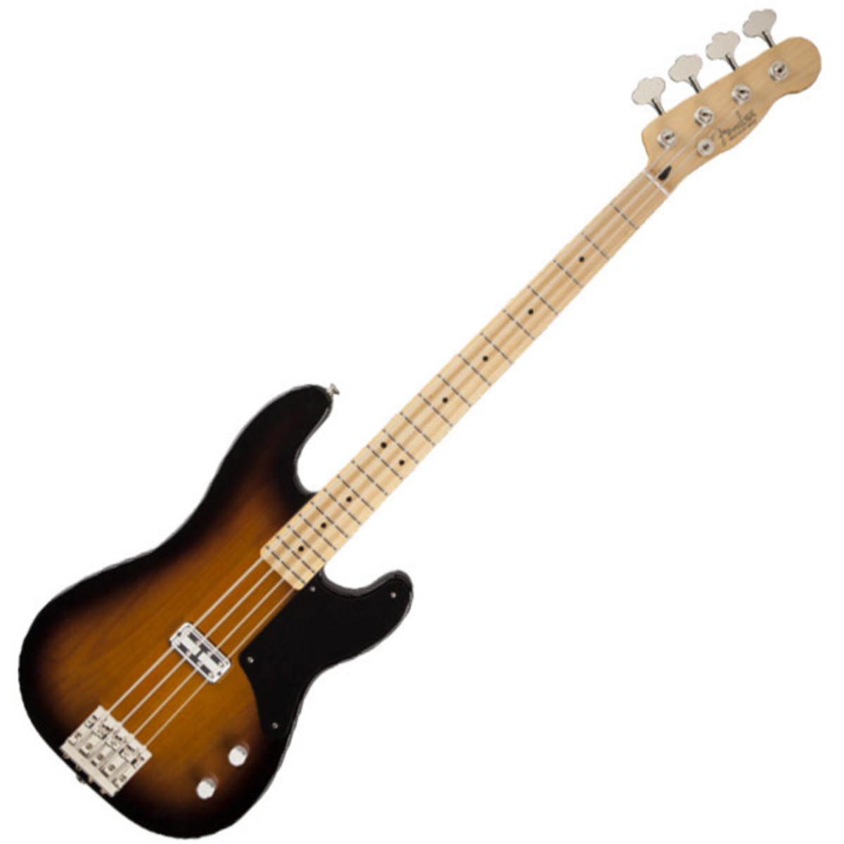 Scheibe Fender Cabronita Precision Bass, laminierte MF, 2-Color ...