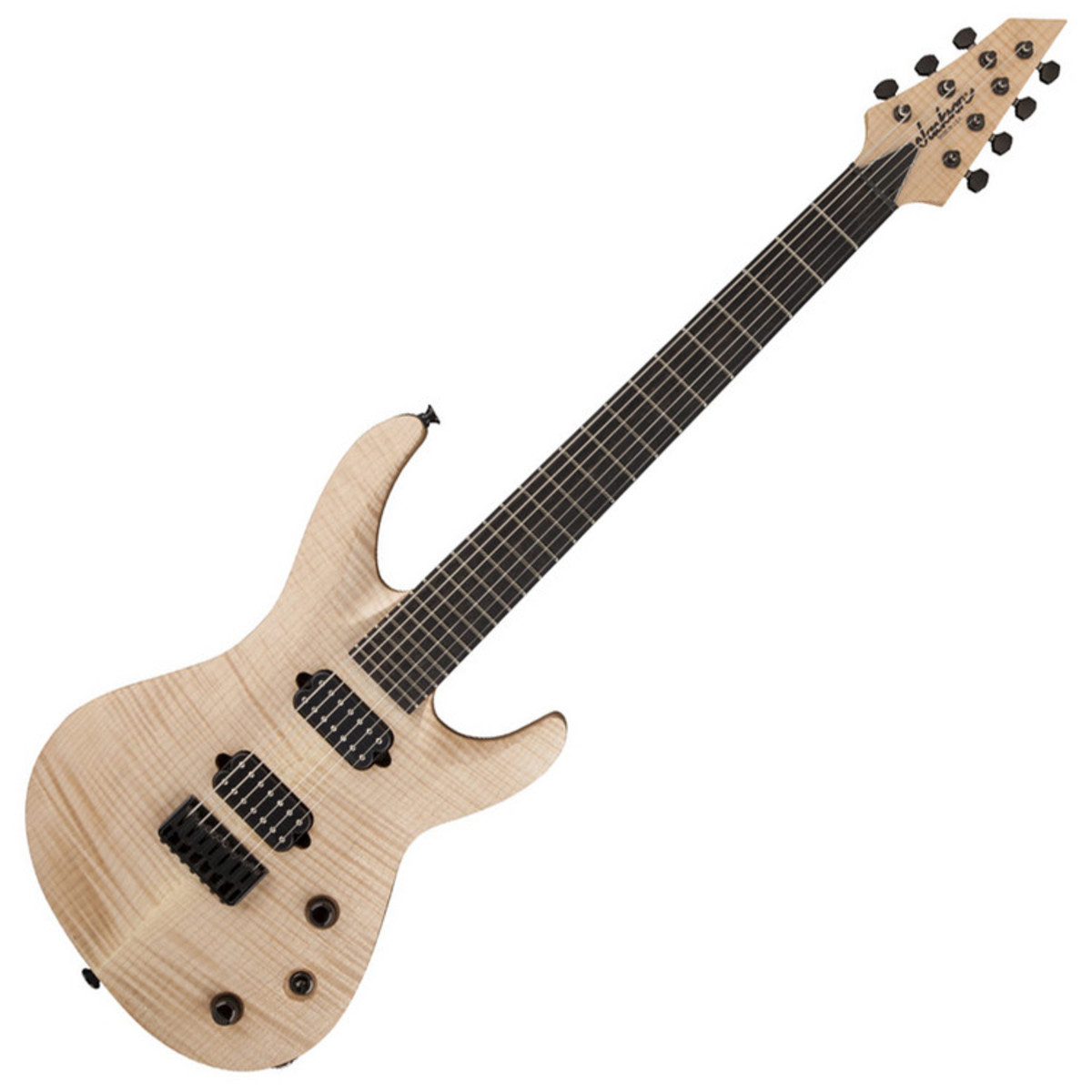jackson usa select b7 7 string electric guitar natural oil at gear4music. Black Bedroom Furniture Sets. Home Design Ideas
