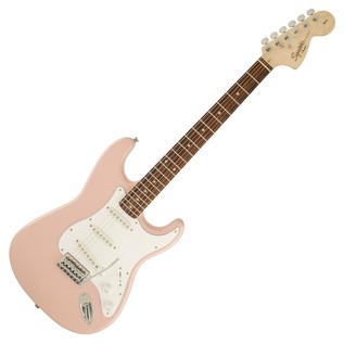 Squier by Fender Affinity Stratocaster, Shell Pink