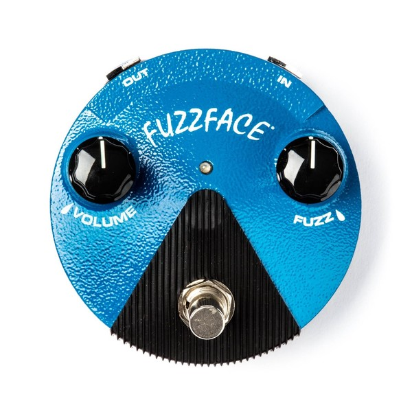 Jim Dunlop Fuzz Face Mini Silicone Blue FFM1
